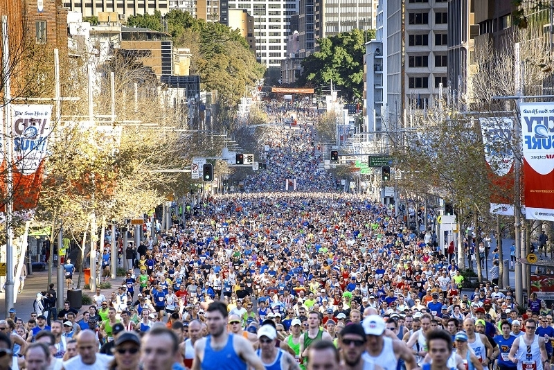 City to Surf 2020